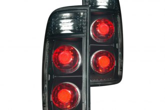 CG® - Black Red/Smoke Euro Tail Lights