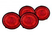 CG® - Red LED Tail Lights