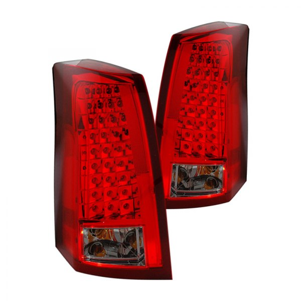 CG® - Red/Smoke LED Tail Lights