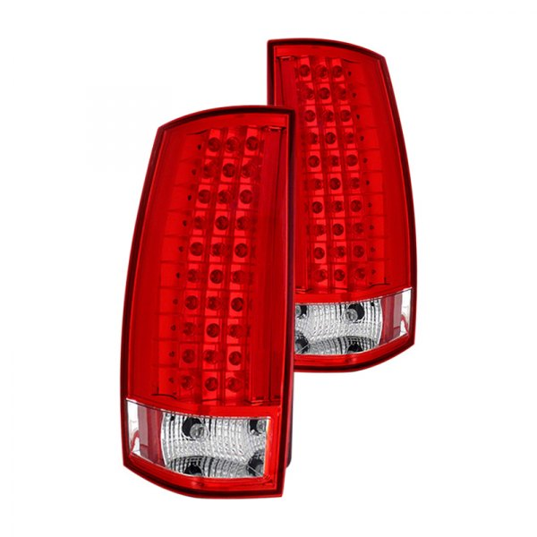 CG® - Red/Clear LED Tail Lights G3