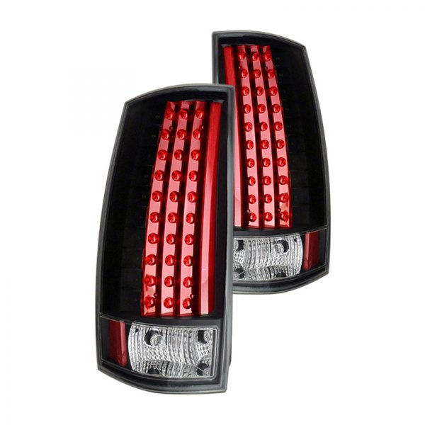 CG® - Black LED Tail Lights G3
