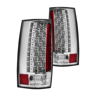 CG® - Chrome LED Tail Lights G4