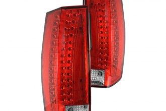 CG® - Red/Clear LED Tail Lights G5