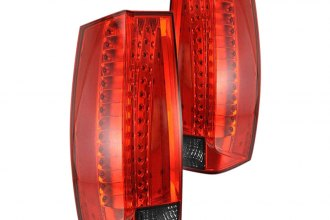 CG® - Red/Smoke LED Tail Lights G5