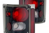 CG® - Carbon Fiber Euro Tail Lights