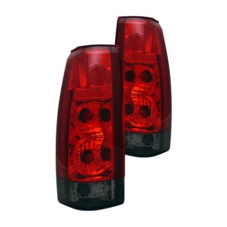 CG® - Red/Smoke Euro Tail Lights