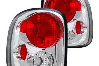 CG® - Chrome Euro Tail Lights G4