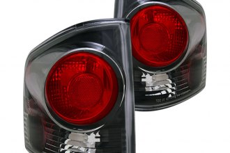 CG® - Black 3D Style Euro Tail Lights G4