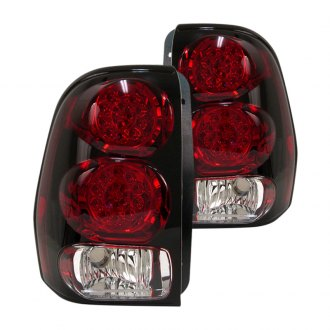 CG® - Black/Red LED Tail Lights