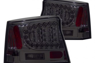 CG® - Dark Smoke LED Tail Lights