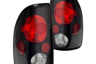 CG® - Black Euro Tail Lights