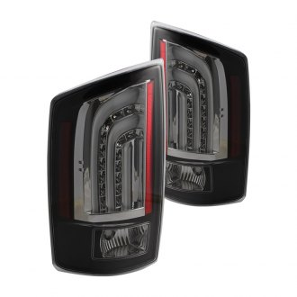 CG® - Black Fiber Optic LED Tail Lights