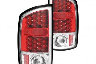 CG® - Red LED Tail Lights G3