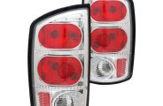 CG® - Red/Chrome Euro Tail Lights G2