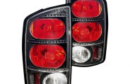 CG® - Carbon Euro Tail Lights with Crystal Lenses G2