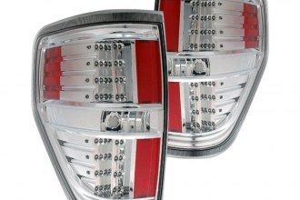 CG® - Chrome LED Tail Lights