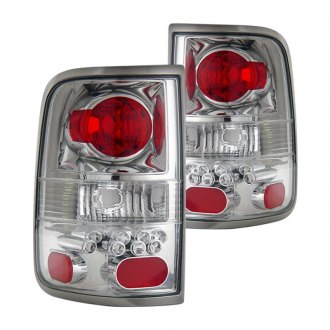 CG® - Chrome LED Euro Tail Lights