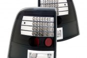 CG® - Black LED Tail Lights
