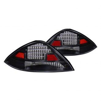 Cg Black Led Tail Lights
