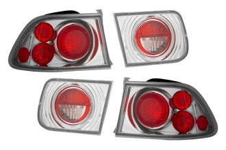 CG® - Chrome Euro Tail Lights