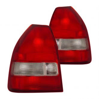 CG® - Chrome/Red OE Style Tail Lights