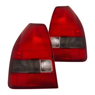 CG® - Chrome Red/Smoke OEM Style Tail Lights