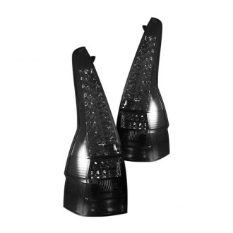 CG® - Black/Smoke LED Tail Lights