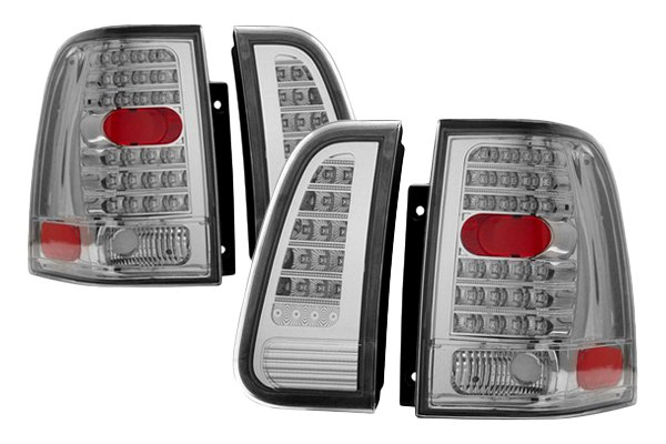 CG� - Chrome LED Tail Lights