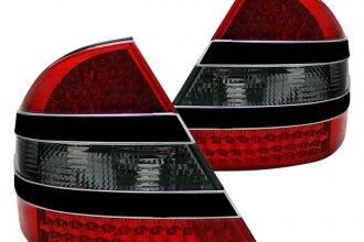 CG® - Red/Smoke LED Tail Lights G2