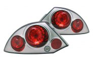 CG® - Chrome Euro Tail Lights G2