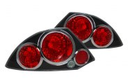 CG® - Black Euro Tail Lights G2