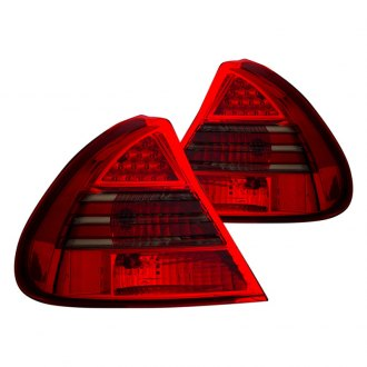CG® - Chrome Red/Smoke LED Tail Lights