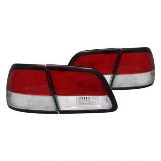 CG® - Chrome/Red OEM Style Tail Lights