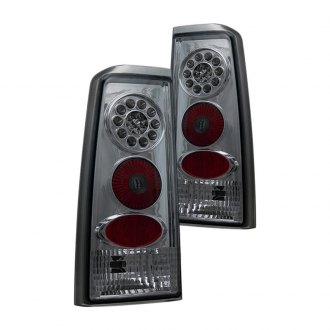 CG® - Chrome/Smoke LED Tail Lights