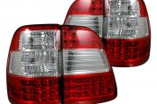 CG® - Red/Clear LED Tail Lights G2
