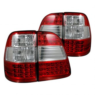 CG® - Chrome/Red G2 LED Tail Lights
