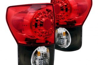 CG® - Red/Black LED Tail Lights