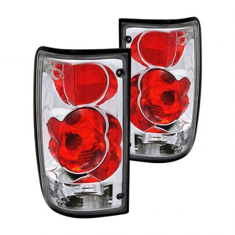 CG® - Chrome/Red G2 Euro Tail Lights