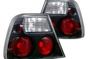 CG® - Carbon Fiber/Red Euro Tail Lights