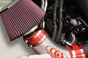 CGS® - Air Intake System, Installed