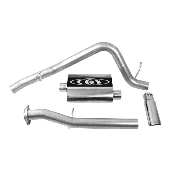 CGS® - Aluminized Steel Cat-Back Exhaust System