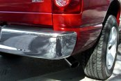CGS® - Aluminized Steel Cat-Back Exhaust System - Single Behind Right Rear Tire Exit, Installed