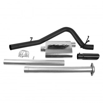 CGS® - Cat-Back Exhaust System with Single Side Exit