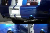 CGS® - Axle-Back Exhaust System - Dual Rear Exit, Installed