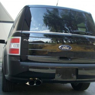 CGS® - Dual Cat-Back Exhaust System with Dual Rear Exit