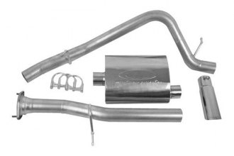CGS® - Cat-Back Exhaust System - Single Behind Right Rear Tire Exit