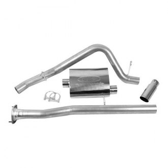 CGS® - 304 SS Cat-Back Exhaust System