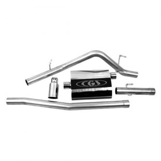 CGS® - Stainless Steel Cat-Back Exhaust System