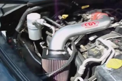 20131 - CGS® Air Intake System Video