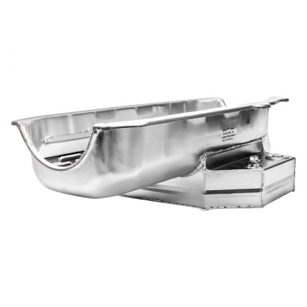 Champ Pans® - Competition Series Oil Pan with Louvered Windage Tray